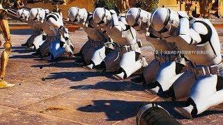 Star Wars Battlefront 2 Multiplayer Gameplay