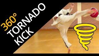 Tornado Kick  / Hurricane Kick / 360 Kick