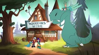 Mighty Magiswords___Walkies__Cartoon Network