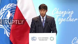 Poland: Russia reiterates its commitment to reduce emissions