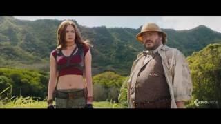 JUMANJI 2  Welcome to the Jungle Trailer 2017