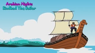 Sindbad The Sailor | Arabian Nights in Bengali | Bengali Stories For Kids HD