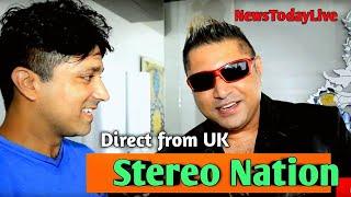 Stereo Nation Taz Punjabi Singer interaction with Sandeep Juneja