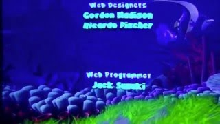 Finding Nemo Walkthrough part 19-End Credits  (PS2)