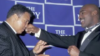 Muhammad Ali   Evander Holyfield Remembers the Boxing Legend