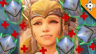 Overwatch Funny & Epic Moments 104 - I NEED HEALING! - Highlights Montage