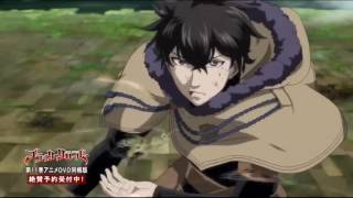 Black Clover Trailer