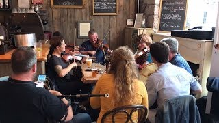Scottish Fiddles Inspire Whoops of Joy