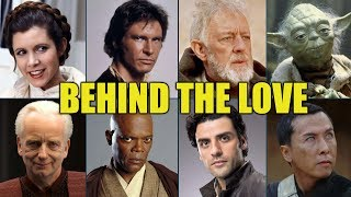 Why These 10 Star Wars Characters are Loved