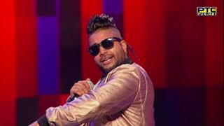 SUKH E singing ALL BLACK   LIVE   Voice Of Punjab Season 7   PTC Punjabi
