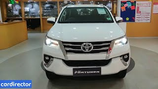 Toyota Fortuner 2.8 4x2 2019 | Fortuner 2019 Base Model | Interior and Exterior | Real-life Review