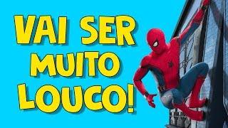 10 MOTIVOS PARA AMAR O NOVO FILME DO HOMEM-ARANHA!