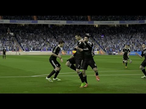 (Xbox One)Fifa 15 | Real Madrid vs Juventus -Full Online Gameplay