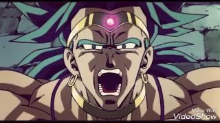 Goku vs Broly - Dragonball - Music: Legacy Eminem