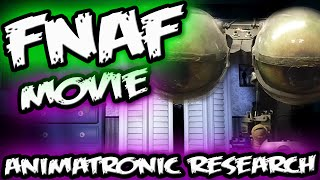 FNAF MOVIE TEASERS || Animatronic HAND Research || Five Nights at Freddy's Movie Teaser