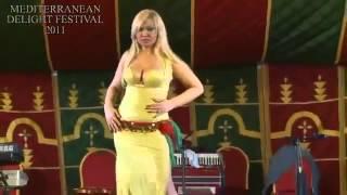 استاذة الرقص حكيمه المغربيه في مهرجان مراكش  -  Dance Hakima
