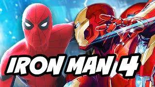 Iron Man 4 Spider Man Homecoming Avengers Marvel Hype