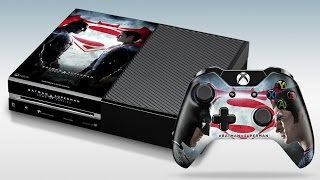 Limited Edition Batman v Superman: Dawn of Justice Xbox One Console