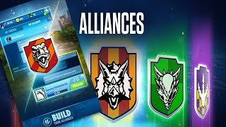 NEW UPDATE 1.5 FIRST LOOK AT TRADING AND ALLIANCES IN JURASSIC WORLD ALIVE!