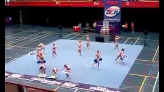 NK cheerleading Den Bosch, Frisian Cheer Stars