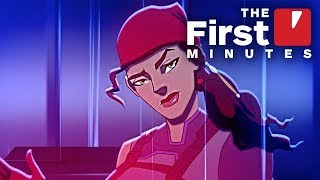 The First 15 Minutes of Agents of Mayhem