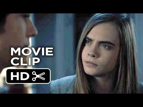 Paper Towns Movie CLIP - You're A Ninja (2015) - Cara Delevingne, Nat Wolff Movie HD