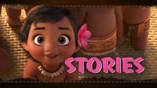 02 Disney's Baby Moana   The Cutest Little Princess   Animation 2016   YouTube