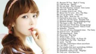 Korean Best Ballad Song Compilation #1