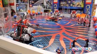 electricBricks - Especialistas en LEGO y LEGO Education, robótica, TECHNIC, LabView y TETRIX