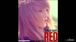 Taylor Swift - Red (HQ)
