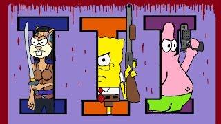 Spongebob VS Zombies 3: Rise of the Walking Dead