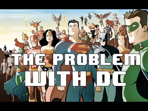 Xxx Mp4 The Problem With DC S Heroes 3gp Sex