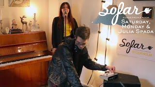 Saturday, Monday & Julia Spada - The Ocean | Sofar Stockholm