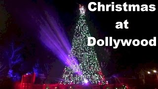 Christmas At Dollywood: Dolly Parton, Rudolph, Santa Claus, Baby Jesus, & Merry Christmas!