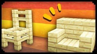 ✔ Minecraft: 50 Chair Design Ideas