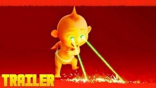 Los increíbles 2 (2018) Disney Primer Tráiler Teaser Oficial Español