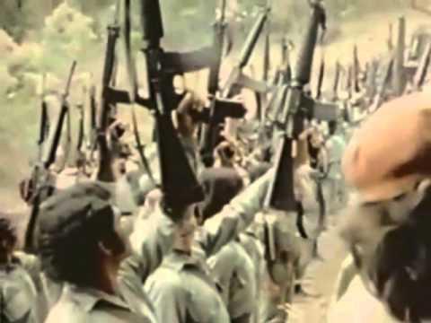Los Torogoces de Morazán musica revolucionaria del salvador