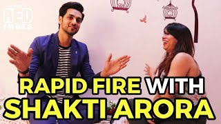 Rapid Fire with Shakti Arora | Exclusive interview with RJ Akriti | Red FM | Part 2