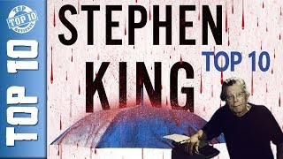 TOP 10 STEPHEN KING - Mozi, Film