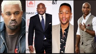 Steve Stoute Tries To Convince Kanye Republicans Are Good, Cthagod & John Legend Say Steve Is Lying