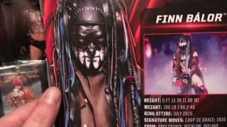 WWE Network Spotlight Finn Balor Figurine First Look! Mattel Elite Collection Takeover Dallas