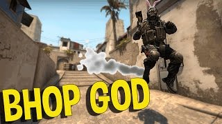 CS:GO FUNNY SILVER MOMENTS - BHOP GOD, WORLDS WORST PLAYER (FUNNY MOMENTS)