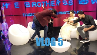 Vlogging With Arefin shuvo & Nusraat Faria | VLOG 5 | TAWHID AFRIDI