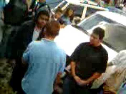 Castorburger Pelea el Vargas Vs la Comunitaria