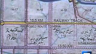 Dunya News - Road to new Islamabad airport: Government altering master plan in Airport link road