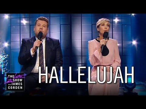 Kristen Wiig Struggles with Hallelujah
