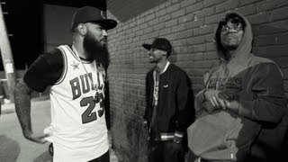 Stalley - BET Music Matters Tour Vlog 1 (Directed by Kellen Dengler)