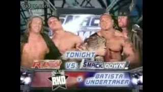 WWE SmackDown 16 02 2007 matchcard.mp4