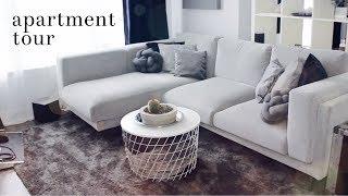 Apartment Tour | Minimalist / Modern Scandinavian Inspired | 784 sq ft. | Minimalism Series