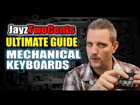 The Ultimate Guide to Mechanical Keyboards - All About Mechanical Switch Colors!